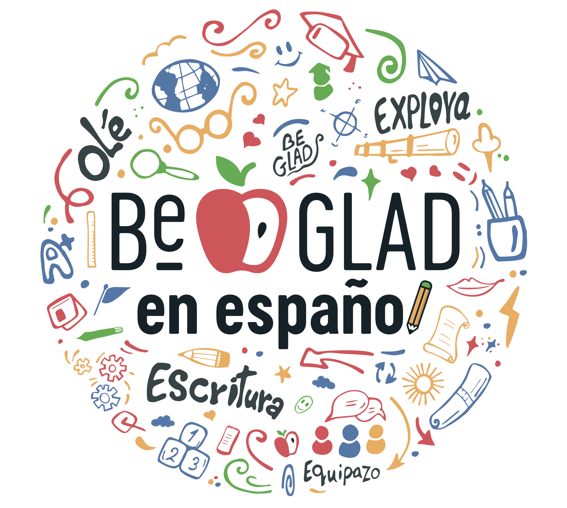 Be GLAD Online in Spanish is Here!